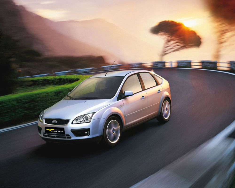 ford focus rent a car in Chios