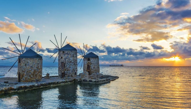 rent a car in chios
